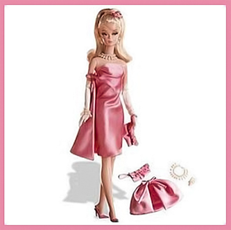 "Silkstone Barbie ""Movie Mixer"""