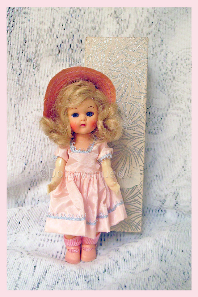 RARE Fab Picture Doll- Type #2 Pam