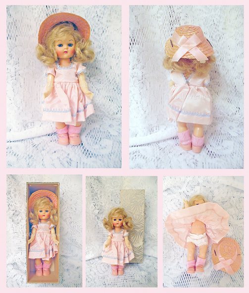 RARE Fab Picture Doll- Type 2 Pam