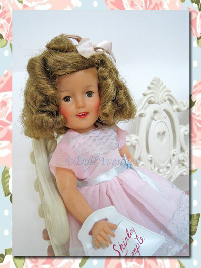 """MIB 12"""" Vintage Ideal Shirley Temple 9717"""