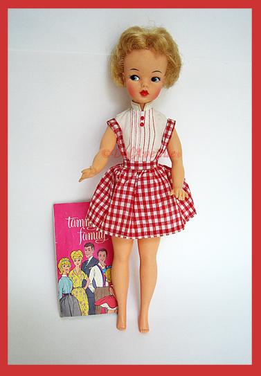 Vintage Ideal Tammy
