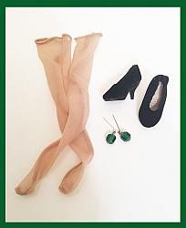 Lot 1 Accessories for Cissette