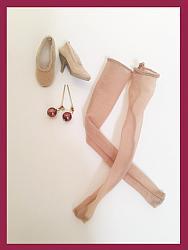Lot 2 Accessories for Cissette