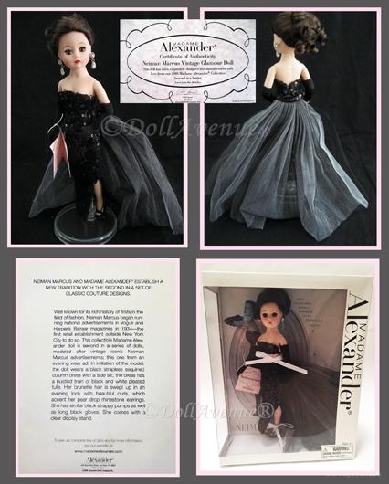 "RARE! Neiman Marcus ""Vintage Glamour Doll"""