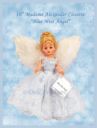 "10"" Blue Mist Angel"