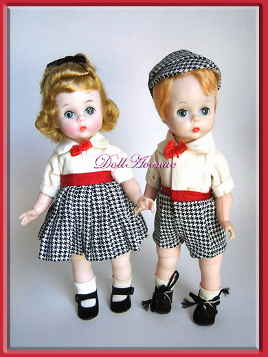 "1960 ""Billy and Wendy Going to Circus"" Set (SOLD eBay)"