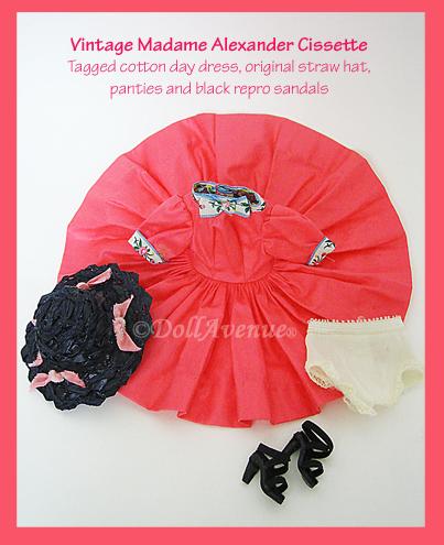 Rare Cissette Outfit 810