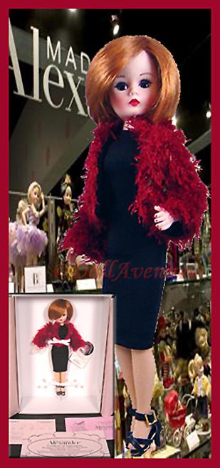 "10"" Designer Cissette's First Toy Fair"