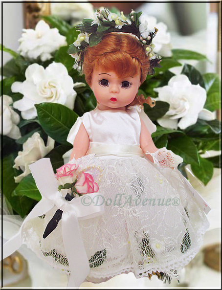 Little Gardenia Bridesmaid