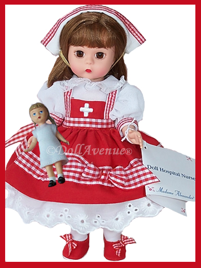 Doll Hospital Nurse
