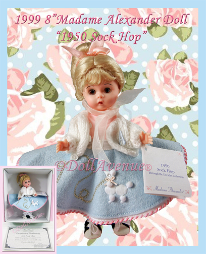 1950 Sock Hop Wendy