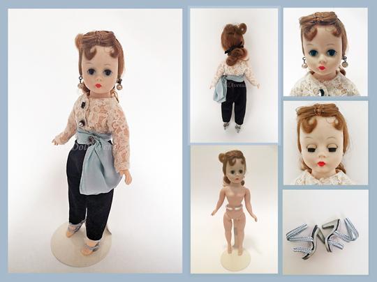 1957 Cissette Toreador #905