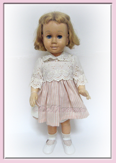 1960s Chatty Cathy Pat. Pending