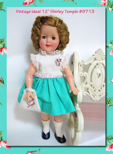 Vintage Ideal Shirley Temple Doll 9713