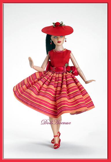 """RARE Tiny Kitty """"Happy Go Lucky"""" Dressed Doll"""