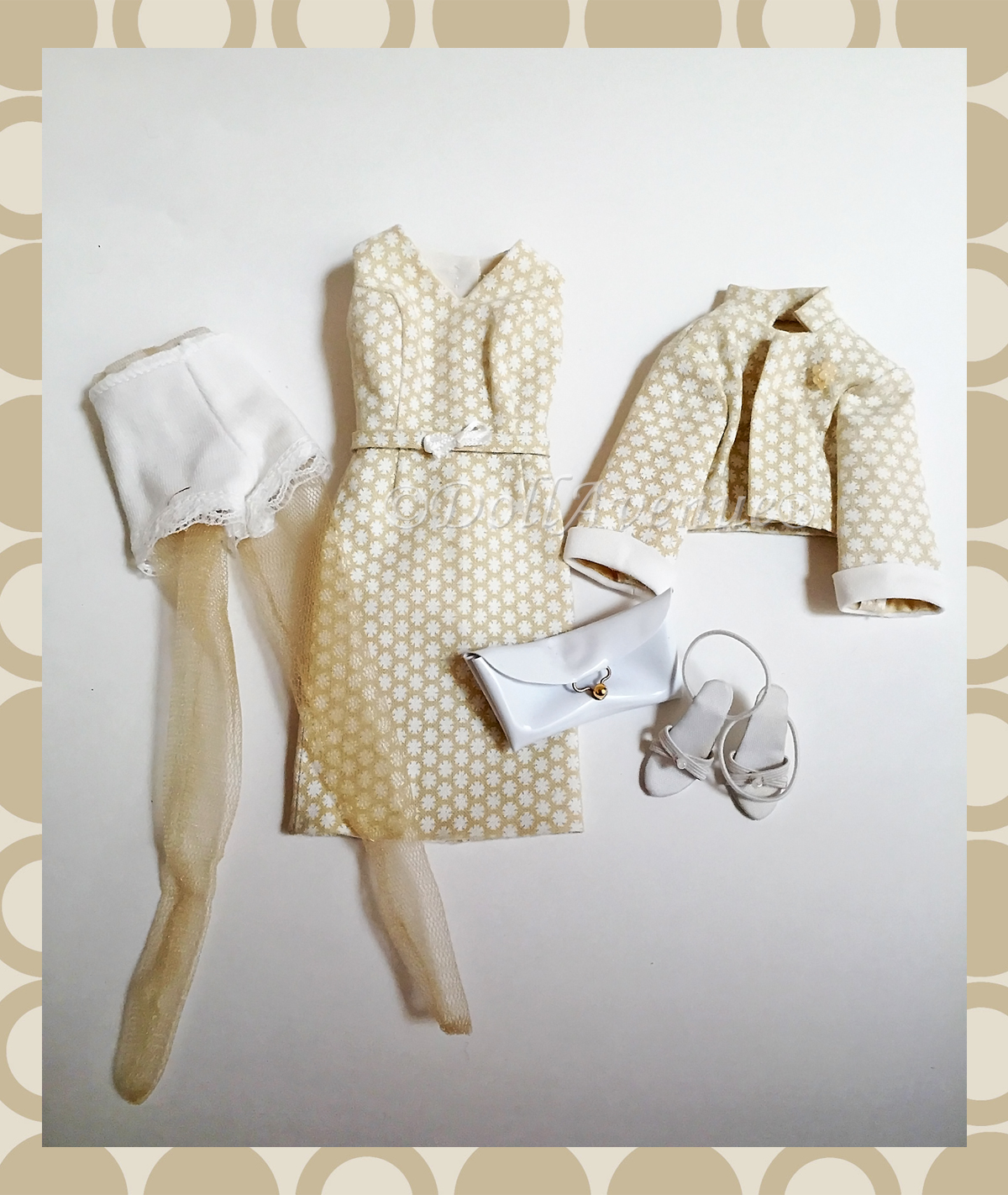 """AO Custom Outfit for 10"""" Tiny Kitty & Others"""