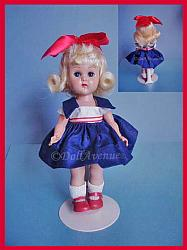 1955-56 MLW Ginny in Navy (SOLD eBay)