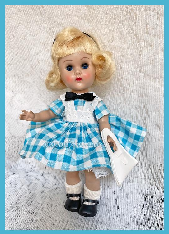 "1956 MLW Ginny ""Kinder Crowd"" #6021"
