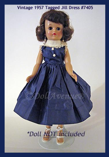 Vintage Jill Dress  7405