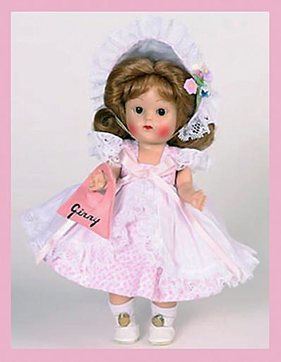 "Vogue Ginny ""Pink Buds"""